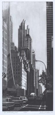 57th Street Looking East