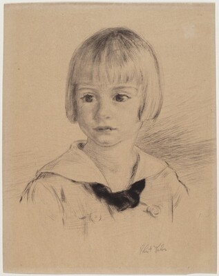 Untitled (Portrait of a Young Boy)