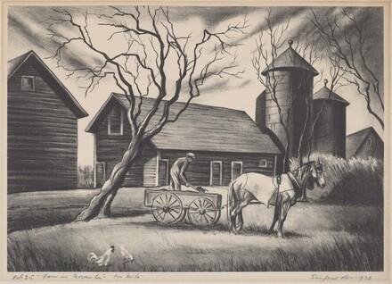 Farm in November