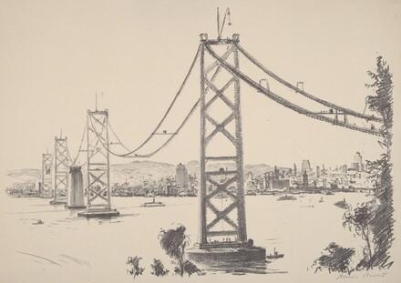 Oakland-San Francisco Bay Bridge Cable Anchorage