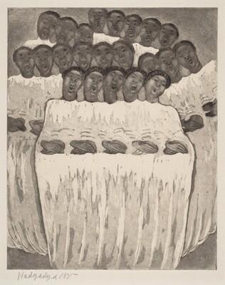 Untitled (Negro Choir)