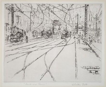 Tracks and Trains