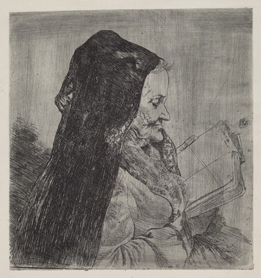 Untitled (Portrait of the Artist's Mother)