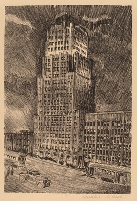 Untitled (Office Building in Cleveland)