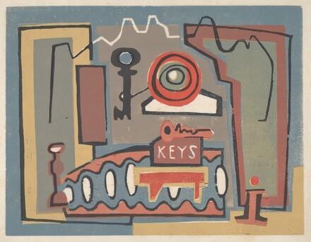 Untitled (Keys)