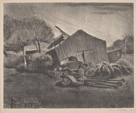 Deserted Barns, Zena