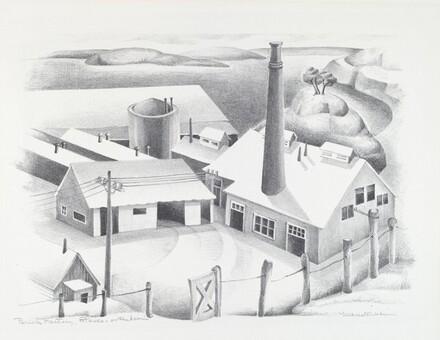 Brick Factory, Glasco on Hudson