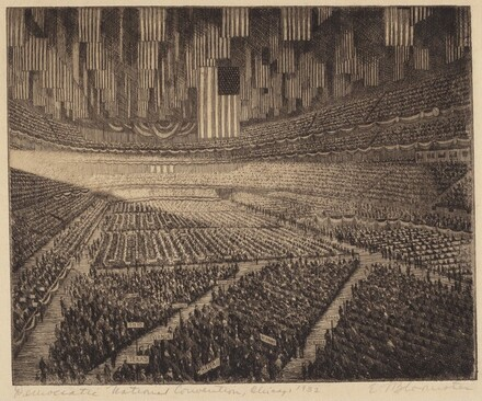 Democratic National Convention, Chicago