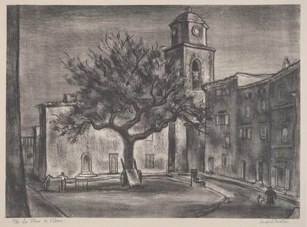 La Place de L'Orme (St. Tropez)