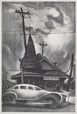 Train Station (New Hope)