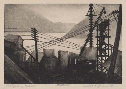Coalyards Peekskill