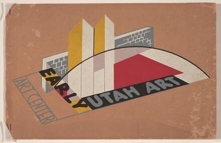 Utah State Art Center booklet