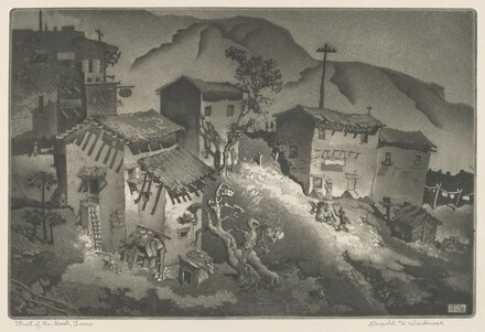 Street of the Goats, Taxco