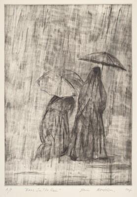 Nuns In The Rain