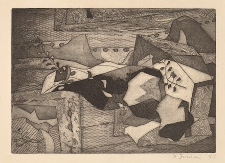Untitled (Cubist Still-Life)