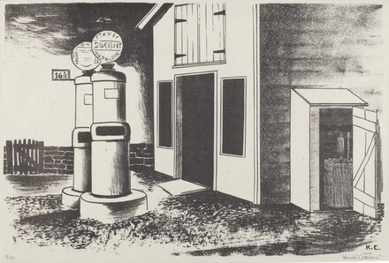 Untitled (Gas Station)