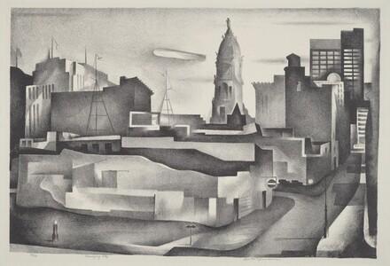 Changing City, 1934