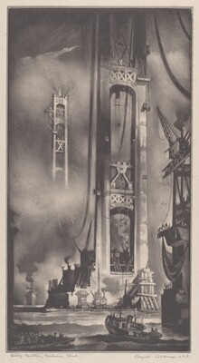 Bridge Builders Mackinac Straits