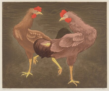 Riled Roosters