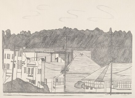 Houses Near S.S. Park S.F. Cal. No. 1
