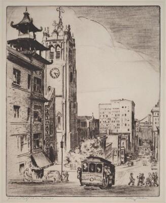 Grant and California Streets, San Francisco