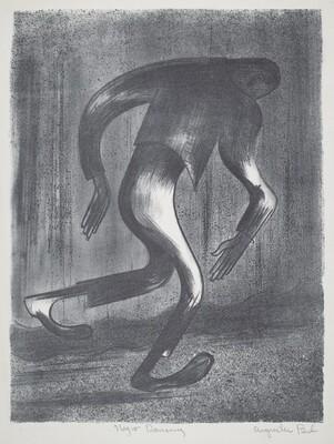 Negro Dancing