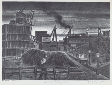 Harlem Coal Yard