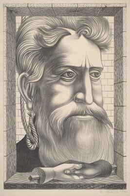 Old John Brown of Kansas 1800-1859