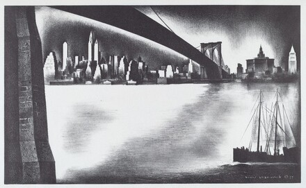 Distant Manhattan