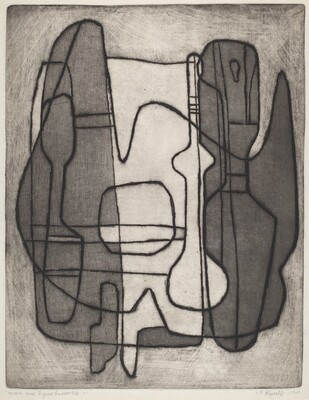 Music and Figure Ensemble #3