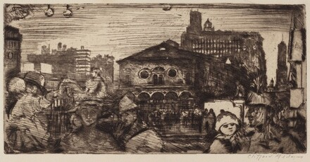 Untitled (Herald Square: Nocturne)