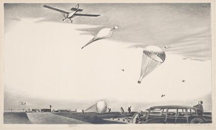 Drop Testing Parachutes