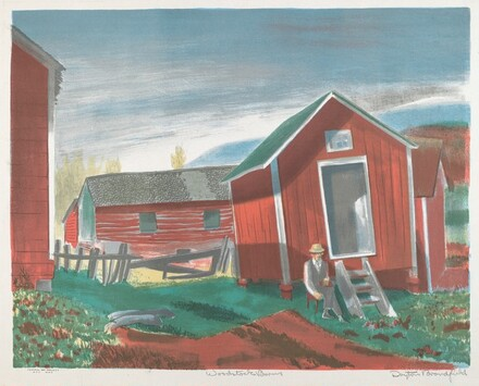 Woodstock Barns