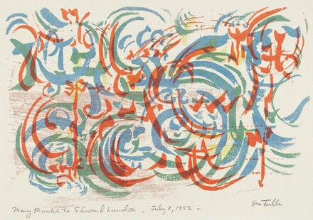 Untitled (Gestural Abstraction)