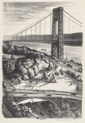 Untitled (George Washington Bridge)
