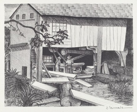 Untitled (Sawmill)