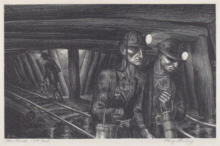 Mine Tunnel - 7th Level