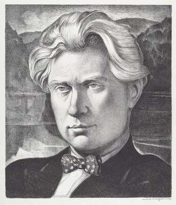 Portrait of C. Z. (Carl Zigrosser)