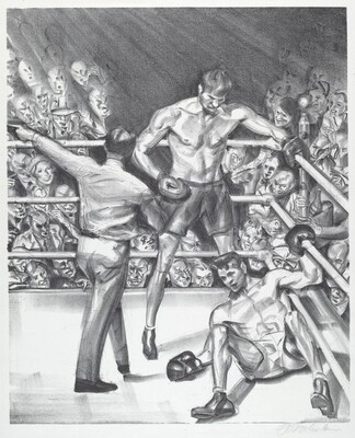 The Long Count (Dempsey vs Tunney)
