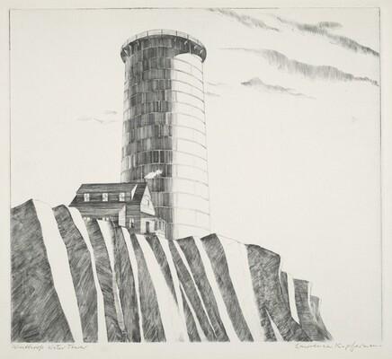 Winthrop Water Tower