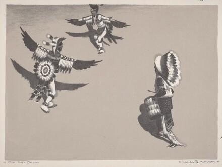 Otoe Eagle Dancers