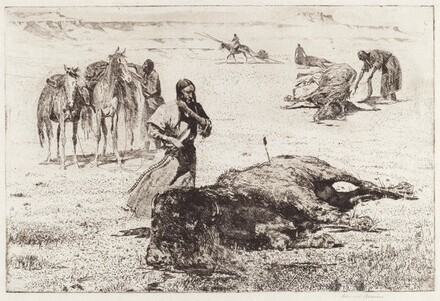 After the Buffalo Hunt