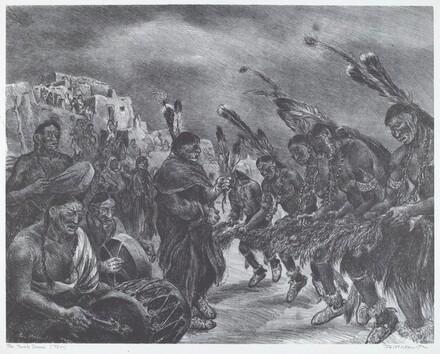 The Turtle Dance (Taos)