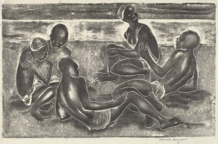 Untitled (At the Beach)