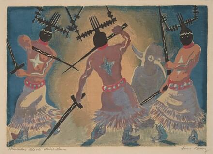 Mescalero Apache Devil Dance