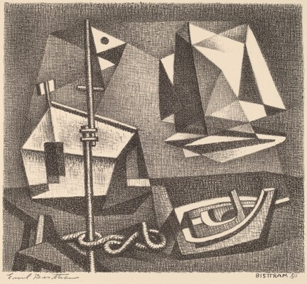Untitled (Nautical Composition)