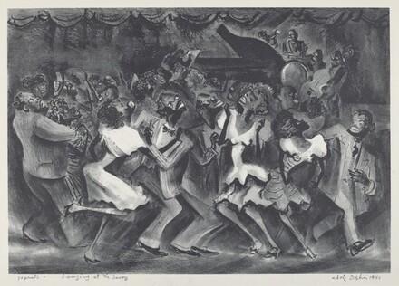 Swinging at the Savoy