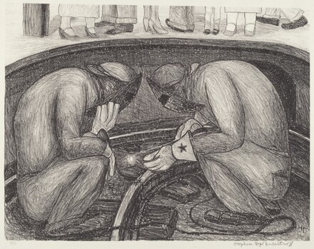 Subway Welders