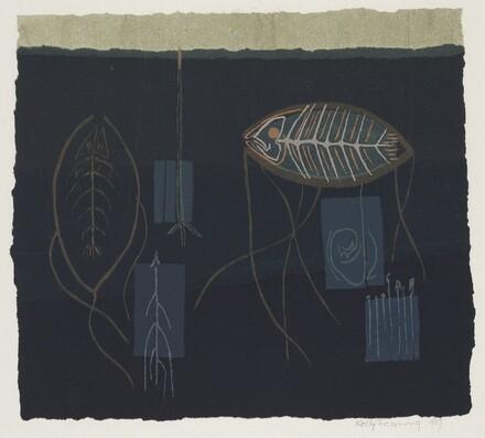 Untitled (Fish Skeletons)