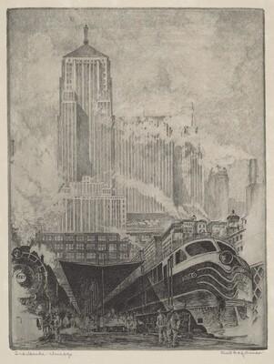 Trackside - Chicago